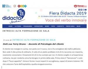 Didacta - Firenze