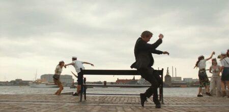 La danza liberatoria che chiude il film